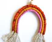 Yarn Rainbow Mini Art Kit