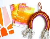 Boho Sunshine Art Kit