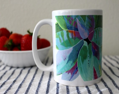 Succulent Mug, Christmas ...