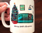 Christmas Mug, Christmas ...
