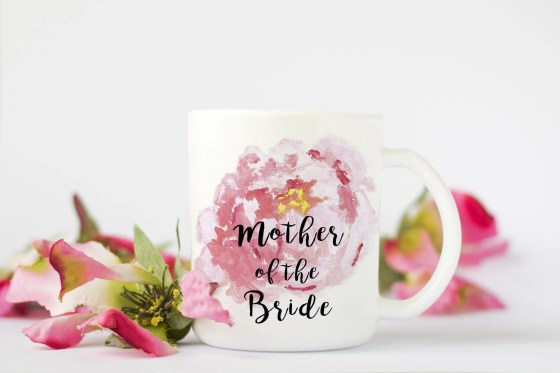 Mother of the Bride Coffe...
