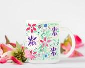 Flower Pattern Mandala Co...