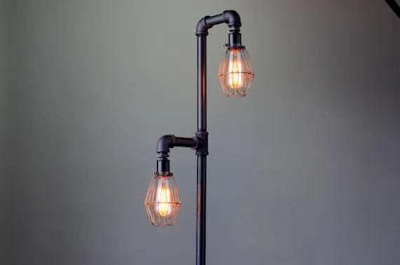 Image result for edison bulb floor lamp