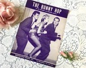 Vintage 1952 The Bunny Ho...
