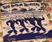Vintage 1944 Sheet Music ...