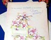 Vintage Happy Birthday De...