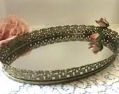 Vintage Oval Vanity Dress...