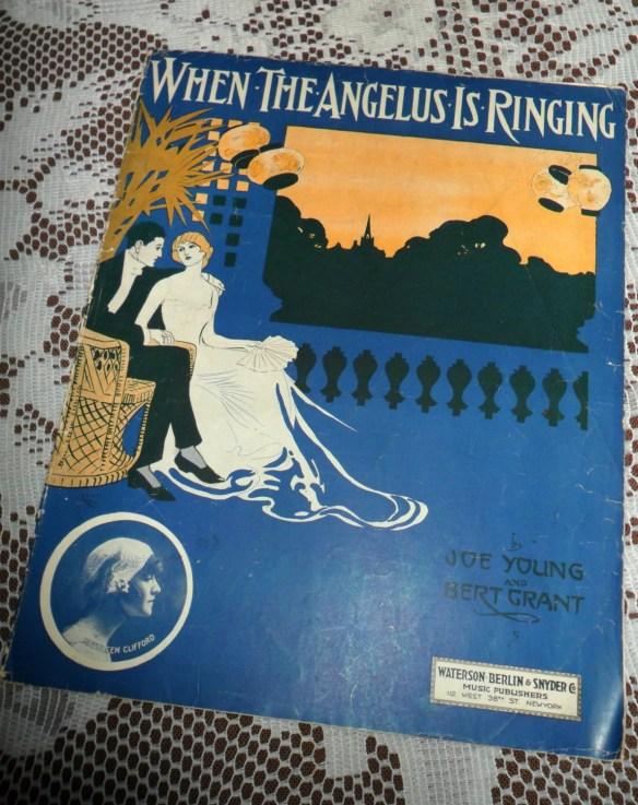 Vintage 1914 Sheet Music ...
