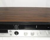 Vintage JC Penney Quadraphonic 8-Track AM/FM Receiver Serviced Quadraphonic 1710 Walnut