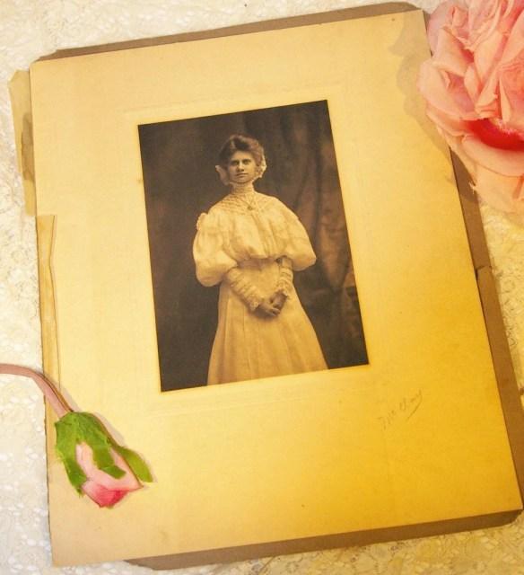 Antique Photograph of a Y...