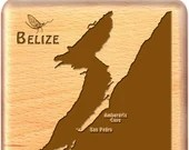 BELIZE RIVER Map Fly Box ...
