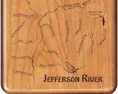 JEFFERSON RIVER Map Fly B...