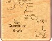 GUADALUPE CANYON River Ma...
