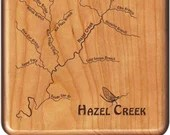 HAZEL CREEK Map Fly Box. ...