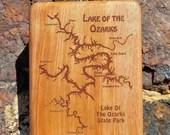 LAKE Of The OZARKS River ...