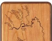 SILVER CREEK River Map Fl...