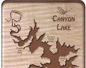 CANYON LAKE Guadalupe Riv...
