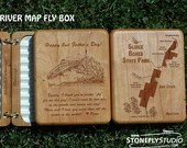 PERSONALIZED FLY BOX -Han...