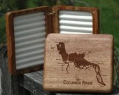 COLUMBIA RIVER Map Fly Bo...