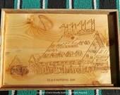 OLD FAITHFUL INN Wood - R...