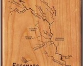 ESCANABA RIVER Map Fly Bo...
