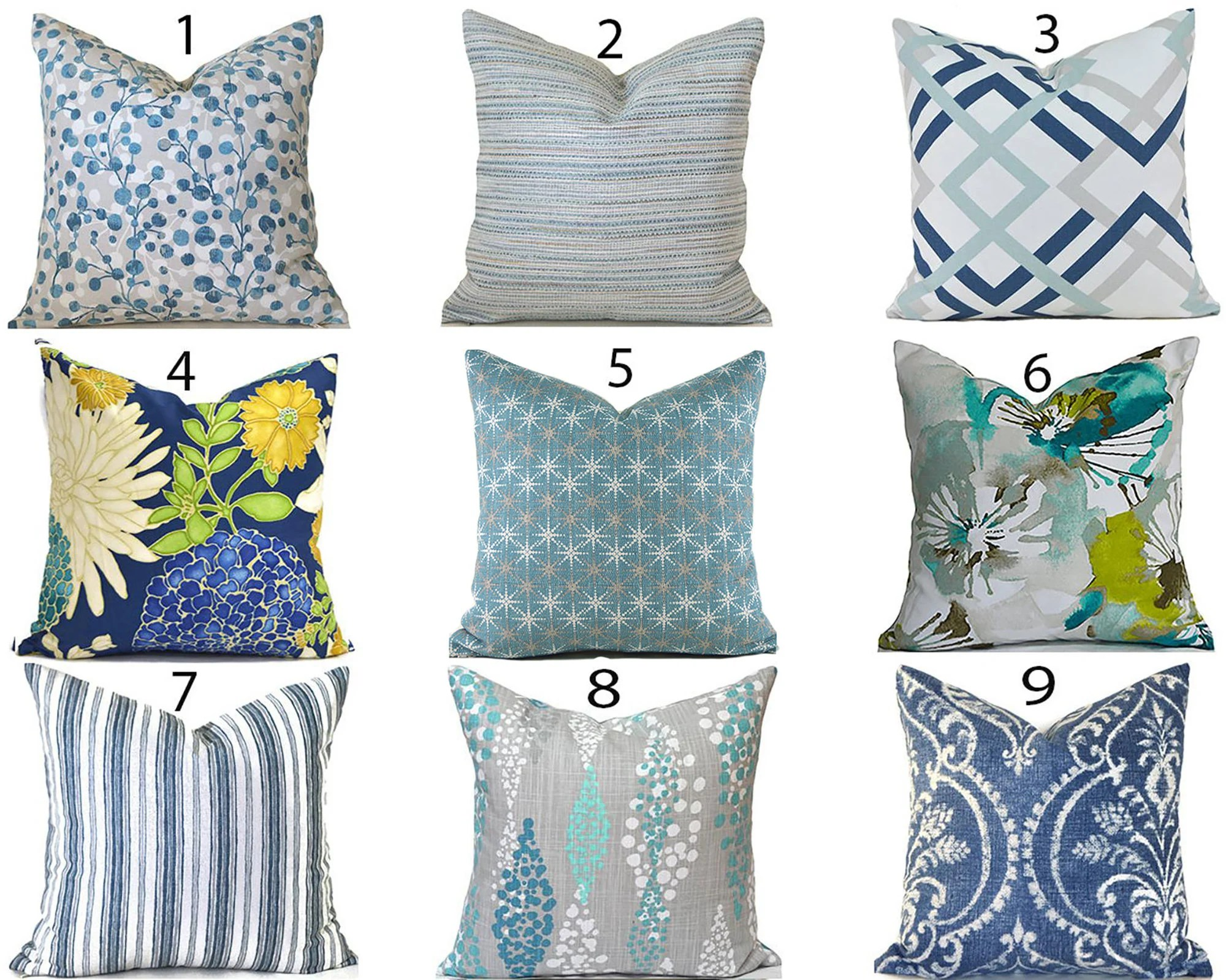 12x12 pillow cover etsy