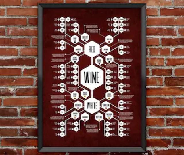 Wine Poster Wine Print Wine Art Wine Wall Art Kitchen Art Bar Decor Kitchen Poster Wine Decor Kitchen Wall Art Wine Gift