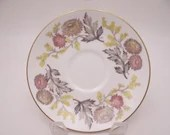"""Vintage Wedgwood English Bone China """"Litchfield"""" Replacement Teacup Saucer"""