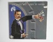 "1976 CBS Records Blue Oyster Cult ""Agents of Fortune"" LP Vinyl Record Album CBS 32221 Classic Hard Rock"
