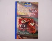 Vintage Ortega Authentic Family-Style  Mexican Cooking Cook book Cookbook