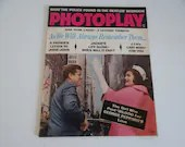 Photoplay Magazine December 1964  Movie Magazine Tribute to John and Jackie Kennedy - Frank Sinatra - Beatles - Dean Martin