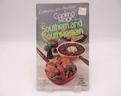 "Vintage Culinary Arts Institute Recipe Booklet Cooking Magic Series ""The South and Southwestern Cookbook"""