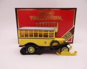 MIB Vintage Matchbox Special Edition Y-16 Models of Yesteryear 1923 Scania-Vabis Post Bus Model Car in Original Box