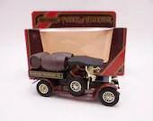 """MIB Vintage Lesney Matchbox Y-26 Models of Yesteryear 1918 Crossley """"Romford Brewery""""  Beer Lorry Diecast Car in Original Box"""