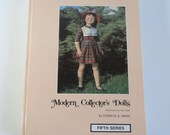 Modern Collector's Dolls by Patricia R Smith  Fifth Edition - Fifth Series - 1984 - By Doll Manufacturer Name - Doll Colletor Book - HC