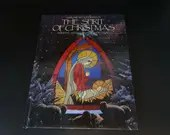 Leisure Arts The Spirit of Christmas Book Four Cross Stitch, Crochet, Embroidery, Canvas, Wreaths, Gifts, Vanity Set, Ornaments, Etc