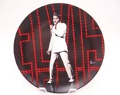 "Vintage Elvis Presley Delphi Performance Collection Series ""If I can Dream"" Limited Edition Collector Plate"