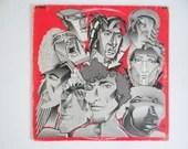 "Plays Well Vintage 1977 A&M Records The Tubes ""Now"" LP Vinyl Record Album SP-4632 Alternative New Wave Rock"