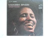 1965 RCA Victor Miriam SIngs LP Vinyl Record Album African Folk Jazz LSP-3321