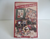 The Little Quilt Collection Treasures Patterns Moons Stars Birds Ship - Pillows Quilting Patterns Lap Quilts
