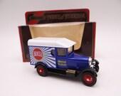 MIB Vintage Lesney Matchbox Y-19 Models of Yesteryear 1929 Morris Cowley Van  Brasso Diecast Car in Original Box