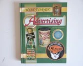 Vintage Huxfords Collectible Advertising An Illustrated Value Guide  Hardcover Reference Book