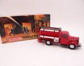 MIB Vintage Matchbox YFE04 Models of Yesteryear 1939 Bedford Tanker Fire Wagon Diecast Model Fire Engine