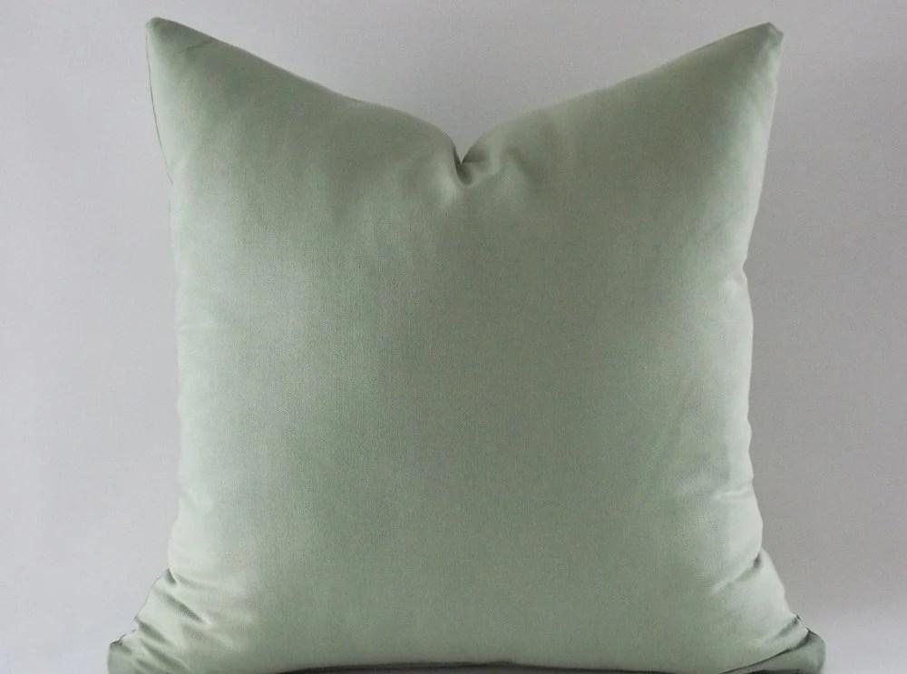 mint green pillow etsy
