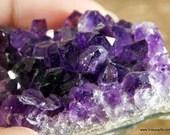 Raw Amethyst, Purple Amet...