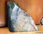 Polished Labradorite, Golden Labradorite Crystals, Raw Labradorite, Rainbow Labradorite stone ~1698