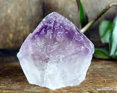 Amethyst Point Crystal Tower, Stress Relief Crystal, Purple Amethyst Crystal~1893