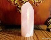 Rose Quartz Crystal ~1291...