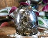 Smoky Quartz Crystal Egg,...