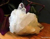 Clear Quartz Healing Wand is a Master Healer ~845
